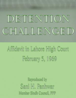 Detention Challenged