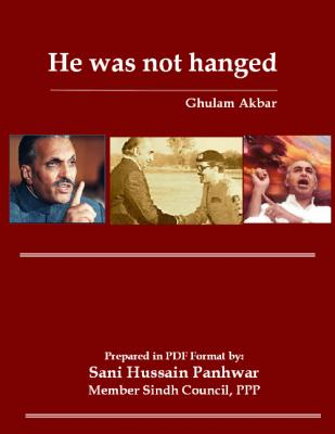 He was not hanged