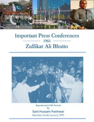 Important Press Conferences 1965