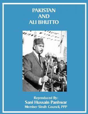 Pakistan and Ali Bhutto