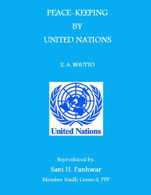 Peace Keeping By United Nations